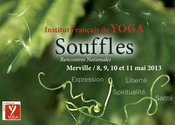 rencontres nationales institut francais yoga merville mai 2013 instants yoga