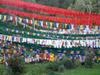 drapeaux priere tso pema rewalsar