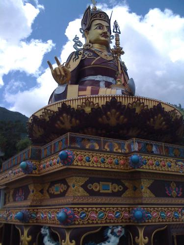 Statue Padmasambhava